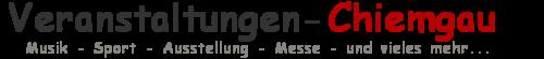 Veranstaltungen im Chiemgau Logo
